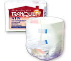 Tranquility® ATN (All-Through-the-Night) Disposable Brief