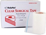 ReliaMed Clear Surgical Tape 3